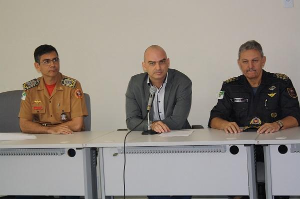Cúpula da Segurança detalha Operações para o Carnaval
