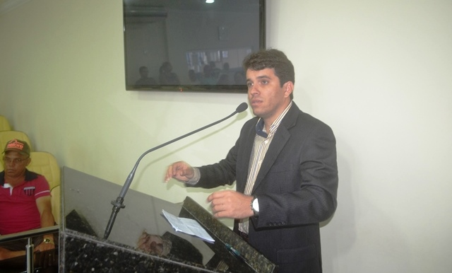 Vereador Fernando Guilherme(Foto::Marco Montoril)