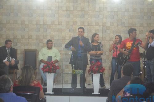 Pastor Ricardo Campos da igreja de Deus no Brasil em João Câmara (Fotos: Marco Montoril)