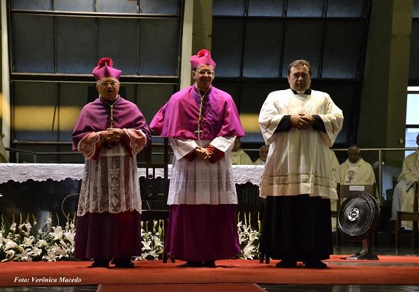 Ordenação episcopal de Dom Edilson