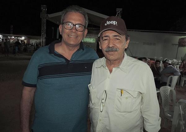 Deputados José Adécio e Hermano Morais