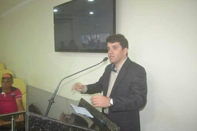 Vereador Fernando Guilherme