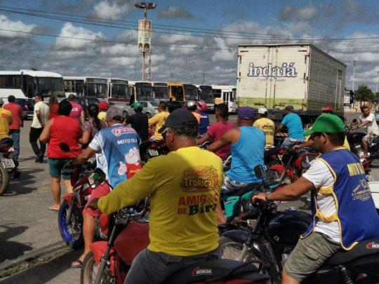 Mobilziação contra preços abusivos de combustíveis em Macau (Foto>Cidade do Sal)