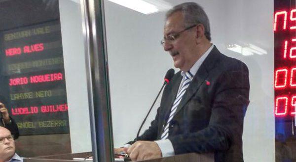 Secretário Estadual de Saúde George Antunes