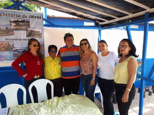 Resultado de imagem para João Câmara: Prefeitura na Comunidade chega ao distrito de Queimadas