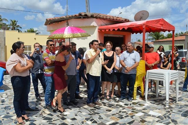 Resultado de imagem para João Câmara: Prefeito Maurício termina o ano inaugurando obras
