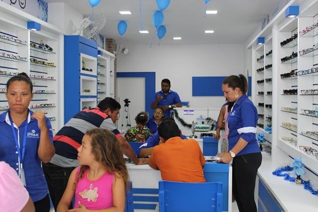 Inaugurada neste sábado em João Câmara a ÓTICA PRIME 82fd560cb9