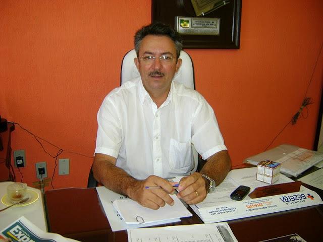 Resultado de imagem para ex-prefeito de Santana do Matos, Francisco de Assis Silva