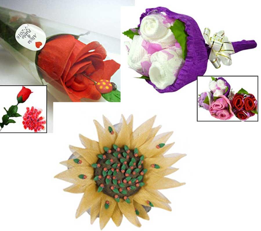 Flores de Boda. Regalos y detalles florales que no deben faltar  en tu boda.