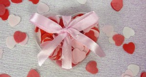 Jabones de corazones