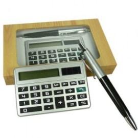 Set boli y calculadora para regalar