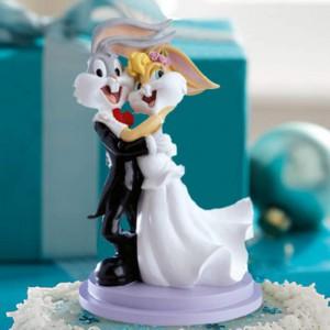 Figuritas de boda Buggs Bunny