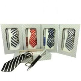 Bolis con llavero de corbata