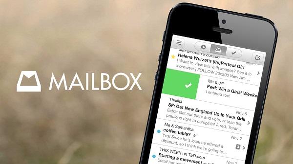 Promo de Mailbox.