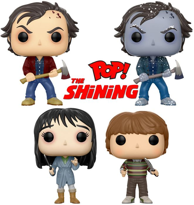 Image result for stephen king funko pop shining