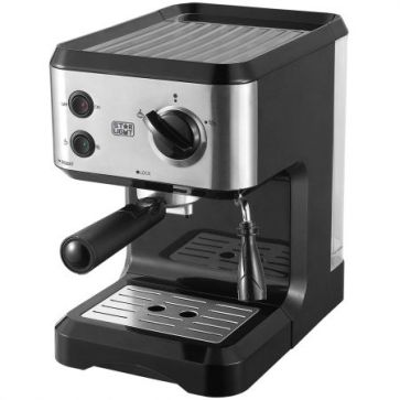 Espressor manual Star-Light EMD-776, 1050W, 15 Bar, 1.25 l, Negru