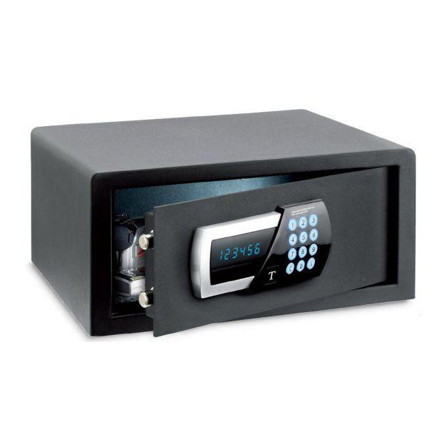 Seif electronic si cheie Technomax, TSW4HN , 200 x 405 x 410 mm, incape laptop de 15