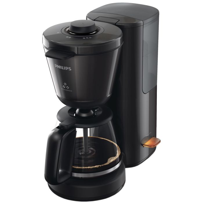 Cafetiera Philips Intense Collection HD768590, 1000W, 1.2 l, 10 cesti, Negru