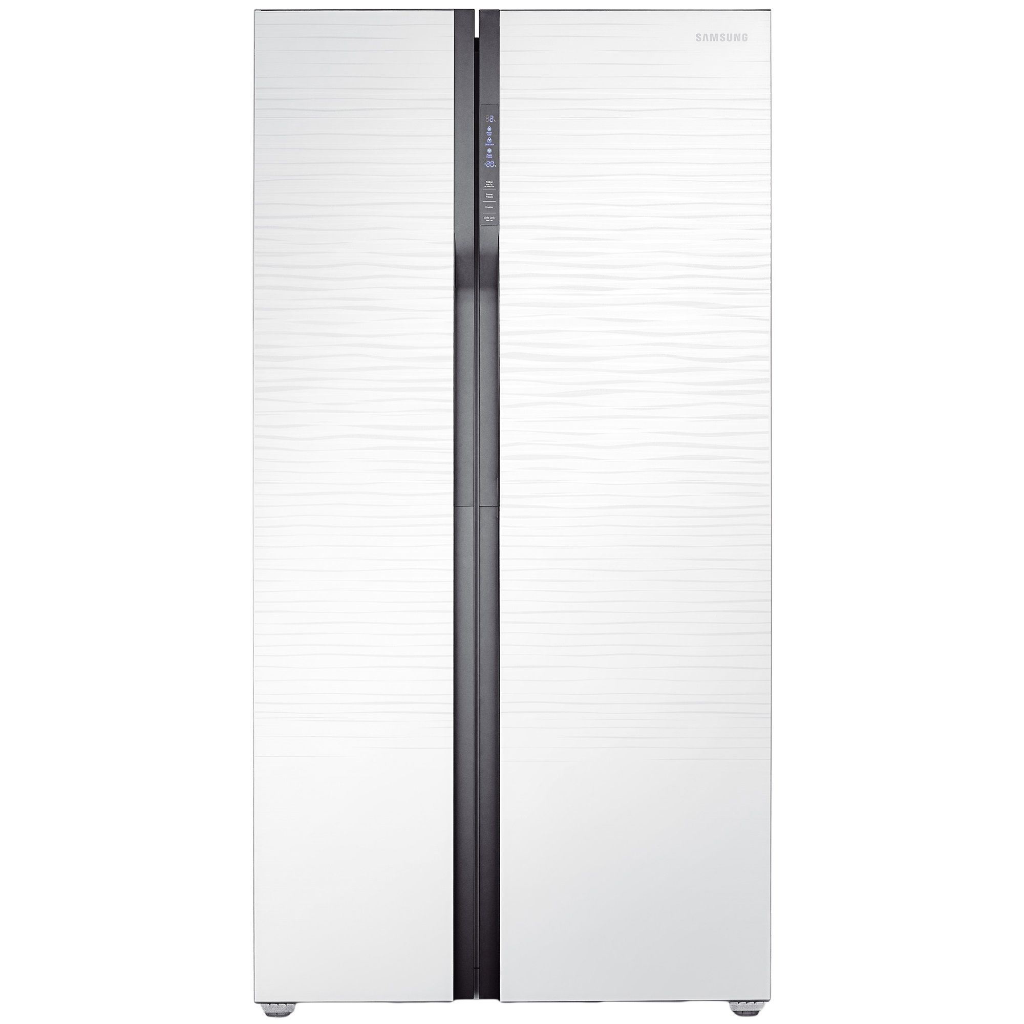 Side by side Samsung RS552NRUA1J, 538 l, Clasa A+, Full No Frost, H 179 cm, Alb