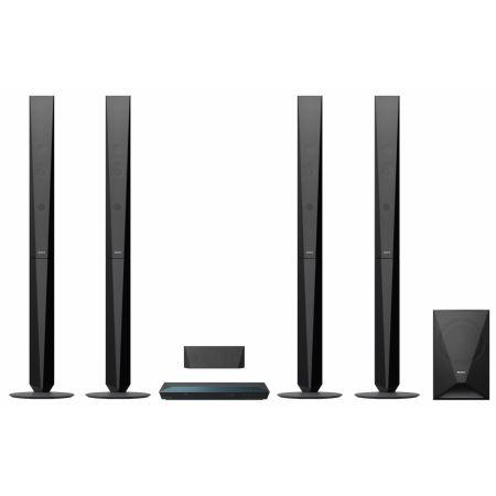 Sistem Home Cinema 5.1 cu Blu-ray 3D Sony BDVE6100