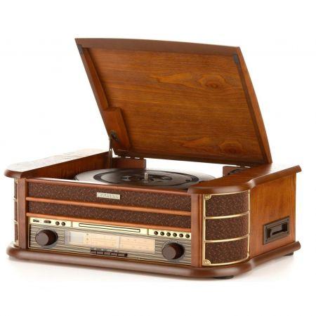 Patefon cu radio-cd, Retro Style, HYUNDAI, HYU RTCC 513RIP