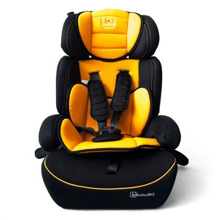 Scaun auto BabyGo FreeMove 9-36 kg Orange