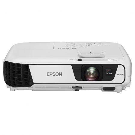 Videoproiector Epson EB-S31, SVGA, 3LCD, 3200 lumeni, Alb
