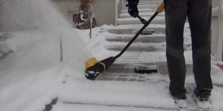 cea mai bună freză de zăpadă electrică