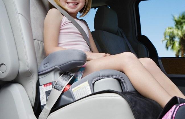 Cele mai bune înălțătoare auto pentru copii
