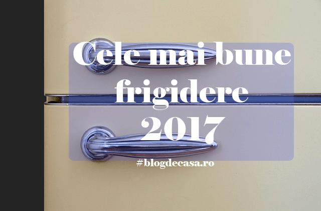 Cele mai bune frigidere din 2017 – vezi topul realizat de BlogdeCasa.Ro