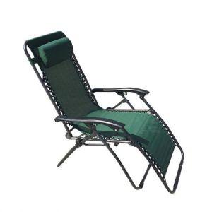 Sezlong de plaja TEO012-1, verde