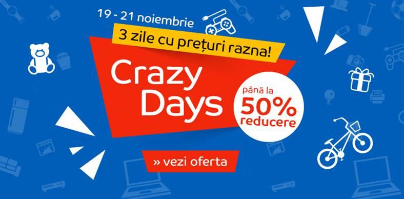 crazy days emag