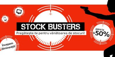 stock busters emag 2018
