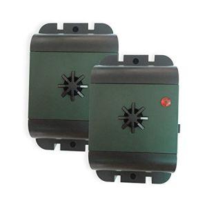 Isotronic Birds Repeller - Aparat cu ultrasunete portabil anti pasari,porumbei,pescarusi,vrabii,ciori