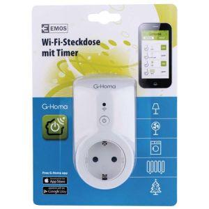 Priza programabila Wi-Fi, Android sau Apple, 230V , 16A, Emos