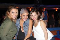 With Patricia Issa from Fashionicia and Jessy Abi Khattar