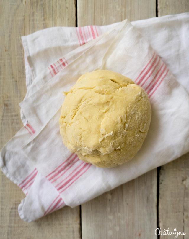 Pate A Tarte Sans Beurre : tarte, beurre, Pâte, Brisée, Beurre,, Huile, Châtaigne