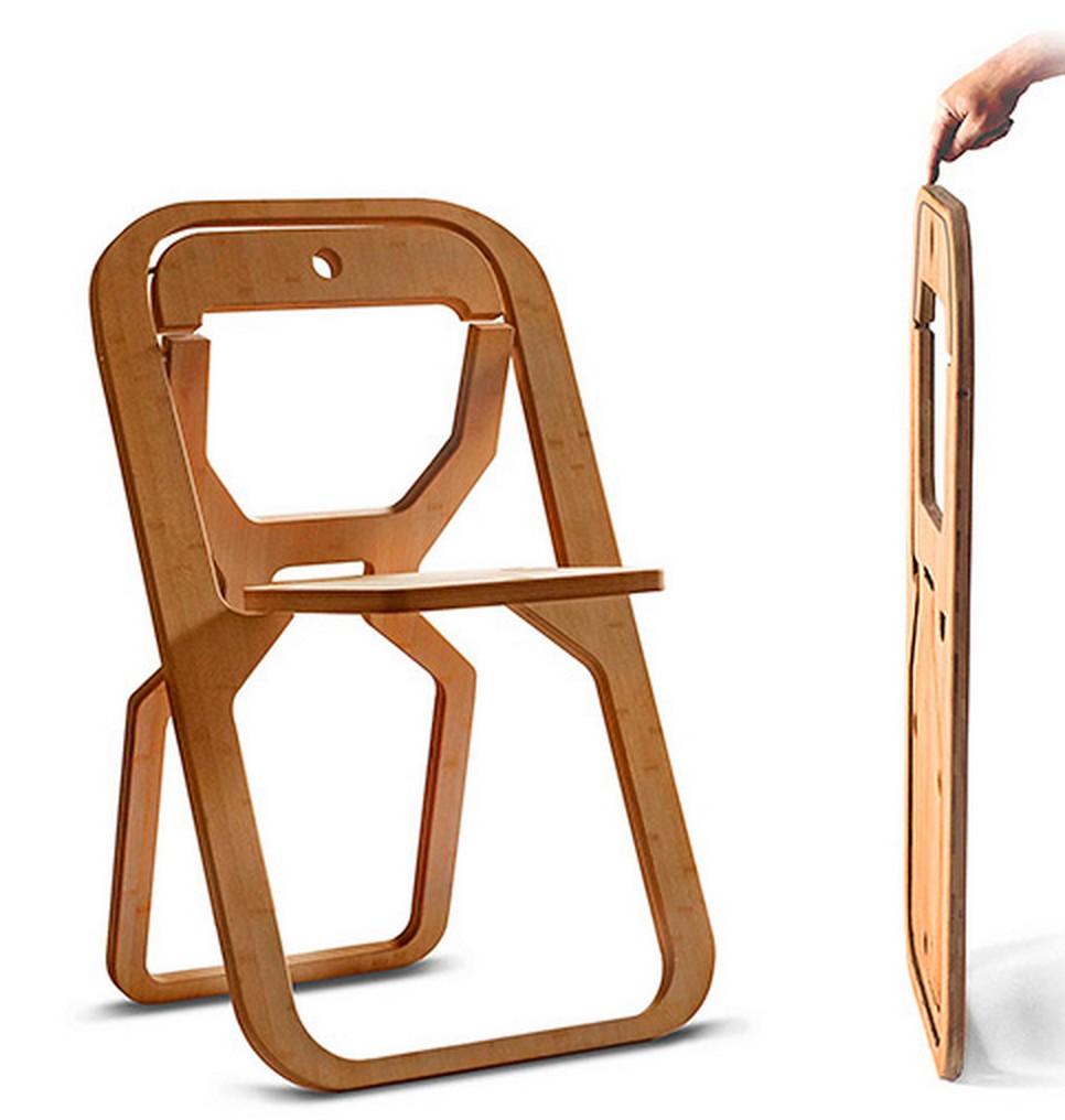 Chaise Pliante Infine Par Desile Design  Blog Déco Design