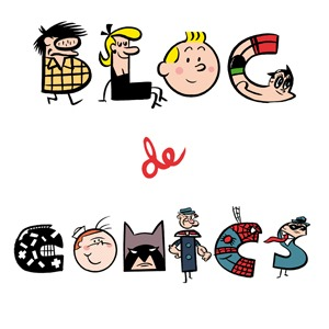 Blog de Comics Logo