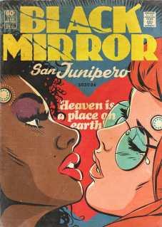 Butcher Bill Black Mirror San Junipero