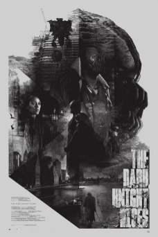The Dark Knight rises Krzysztof Domaradzki Batman