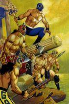 luchadores rafael gallur