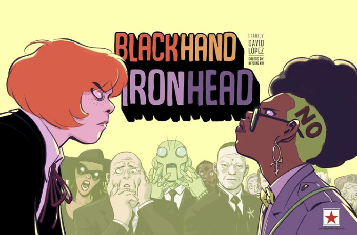 BLACKHAND IRONHEAD 1