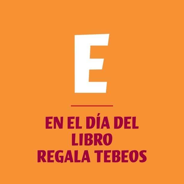 En el #DiadelLibro regala #Tebeos