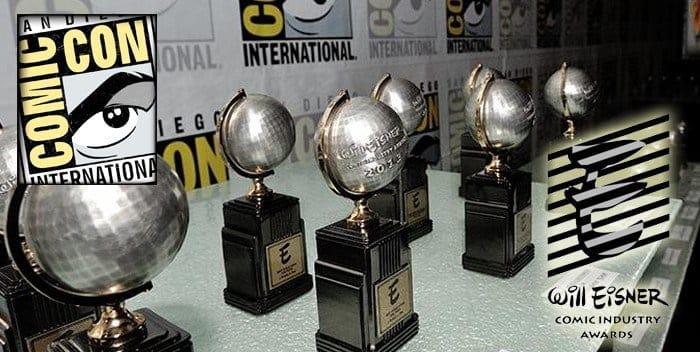 Ganadores Premios Eisner 2017