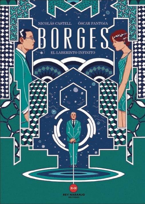 Borges. El laberinto Infinito. Presentación y lanzamiento