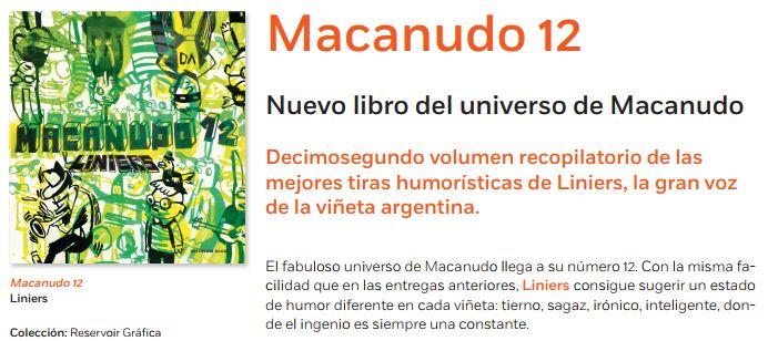 Macanudo 12