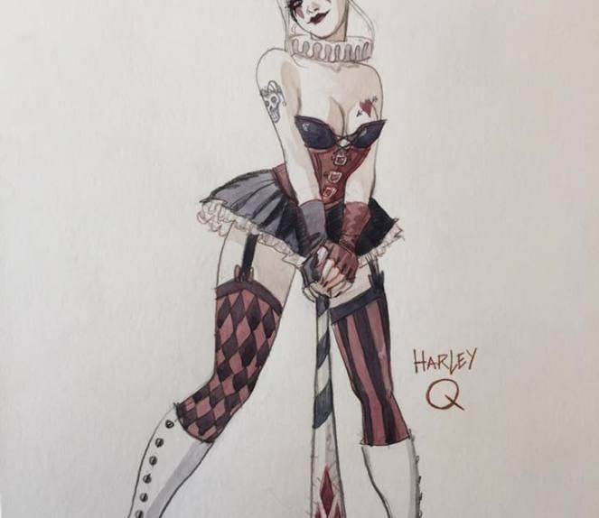 Harley Quinn marini