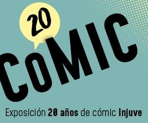 20 comic injuve