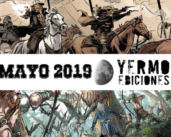 Yermo Novedades Mayo 2019